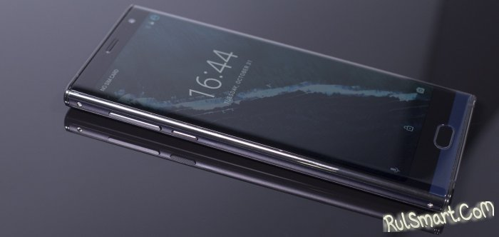 Тест на падение безрамочного смартфона Maze Comet (видео)