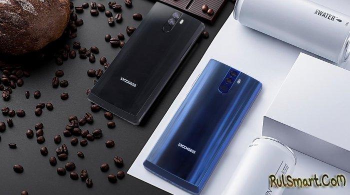 DOOGEE BL12000: новый смартфон с аккумулятором на 12 000 мА/ч