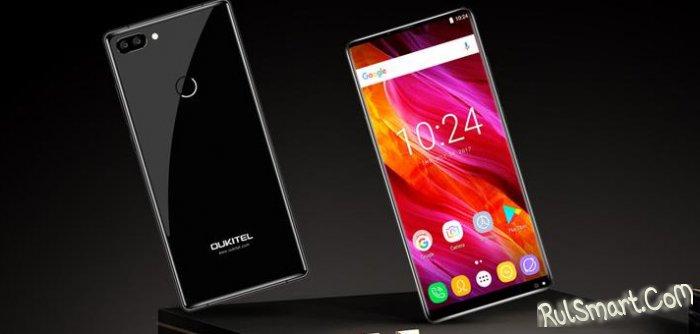 OUKITEL MIX 2 «порвал» Xiaomi MIX 2 в тесте автономности (видео)