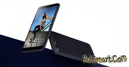 ASUS Zenfone Max Plus (M1): первый смартфон компании с экраном 18:9