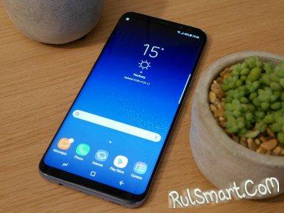 Samsung Galaxy A8 Plus (2018): безрамочный смартфон с двойной камерой