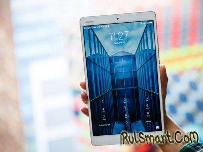 Huawei MediaPad M5: характеристики планшета на Android 8.0 Oreo
