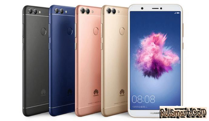 Huawei Enjoy 7S: новый смартфон на Android 8.0 с EMUI 8.0