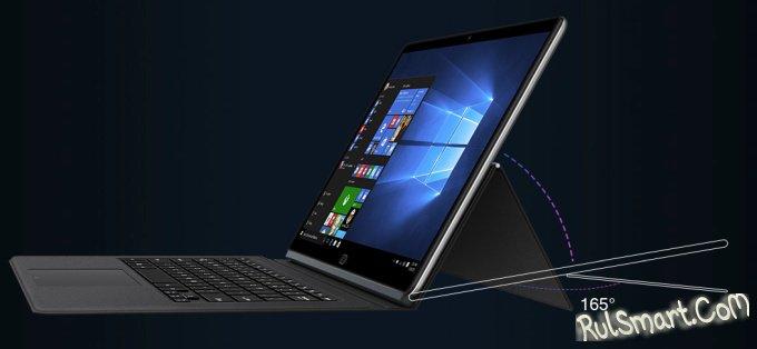 Планшет Chuwi CoreBook без доплаты оснастят SSD вместо eMMC