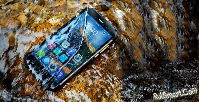 EL MIX 2 — самый тонкий защищенный смартфон с двойной камерой в мире
