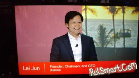 Xiaomi Mi7 получит Snapdragon 845 (+характеристики смартфона)