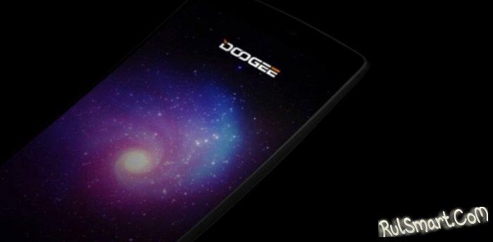 DOOGEE MIX 3: изогнутый AMOLED-экран и 8 ГБ оперативной памяти