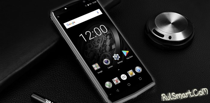 OUKITEL K10: новый мощный смартфон с 6 ГБ ОЗУ и Android 7.1.1
