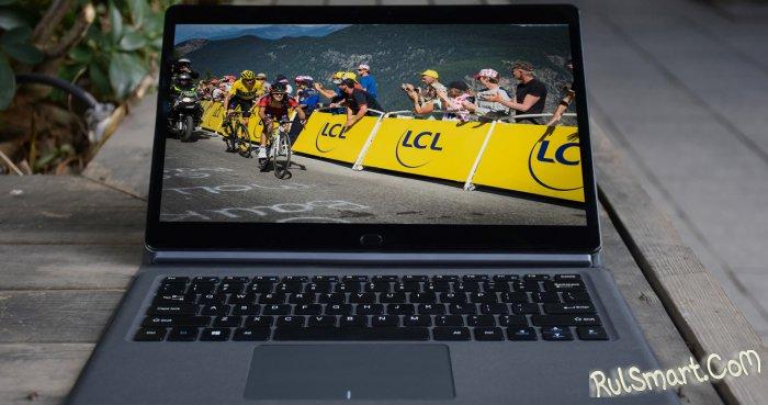 Обзор Chuwi CoreBook: планшет с клавиатурой и 8 ГБ оперативной памяти