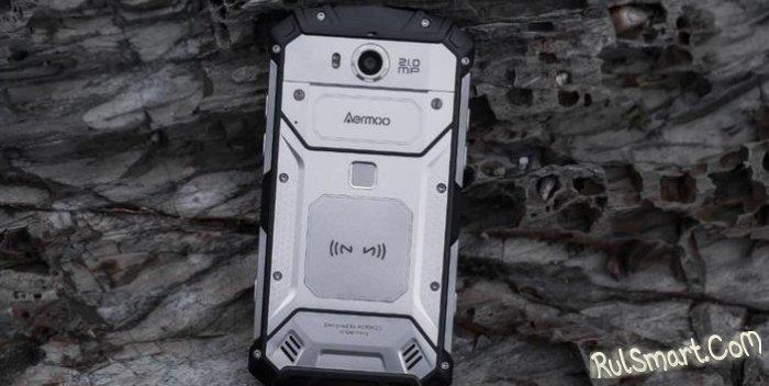 Скидки и подарки от Aermoo: защищенный смартфон, Bluetooth-колонка и наушники