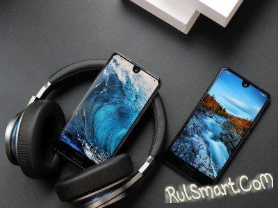 Sharp Aquos S3: безрамочный смартфон со Snapdragon 630 или 660