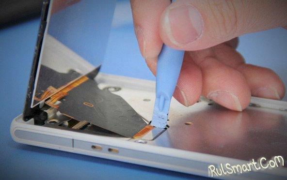Как быстро разобрать смартфон без профессиональных навыков