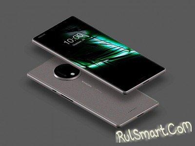 Nokia 10 получит пять объективов с оптикой Zeiss и Snapdragon 845