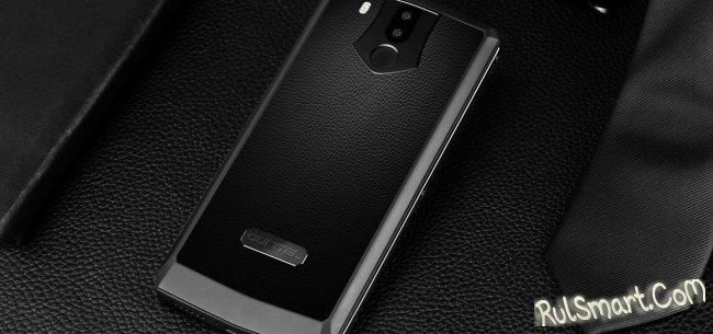 Oukitel K10: рекордная автономность смартфона и сверхбыстрая зарядка