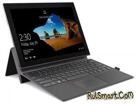 "Lenovo MiiX 630: 12,3"" планшет 2-в-1 на Windows 10 Pro"