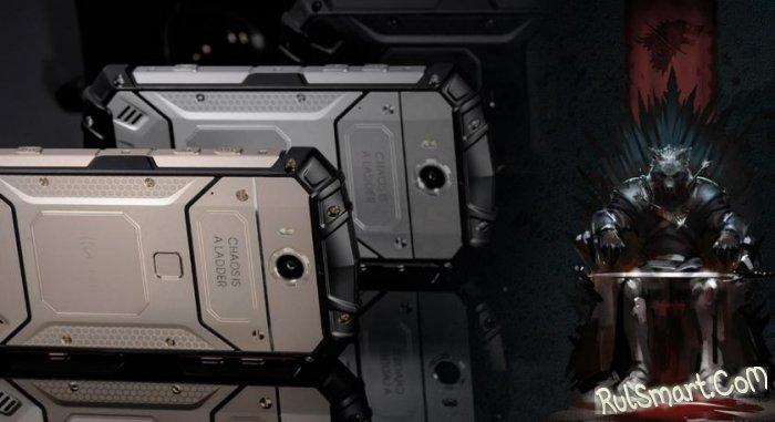 Aermoo M1: новый защищенный смартфон из мира Игры престолов