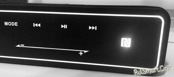 Обзор Tronsmart Mega — портативная колонка на 40 Вт с сенсорным управлением