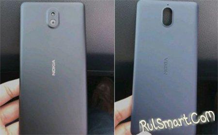 Nokia 1: первые фото ультрабюджетного смартфона