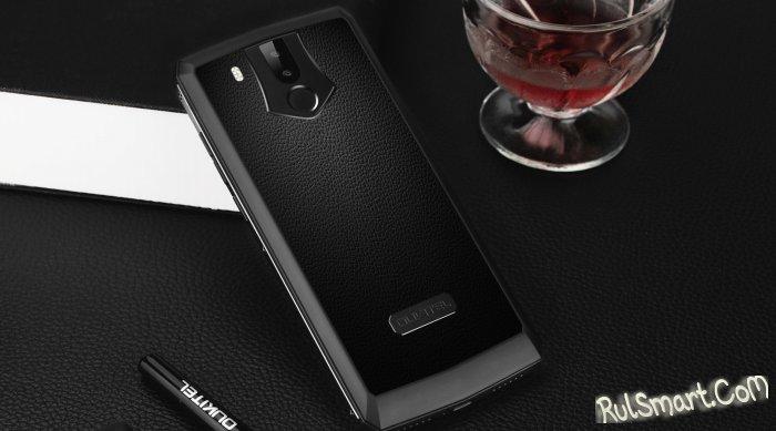 OUKITEL K10 с аккумулятором на 11 000 мА/ч поступил в продажу (цена)