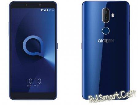 Alcatel 3V: характеристики смартфона, первые фотографии и цена