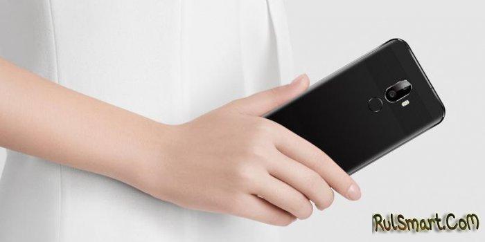 OUKITEL U18: доступный iPhone X и Huawei Mate 10 Pro в одном флаконе