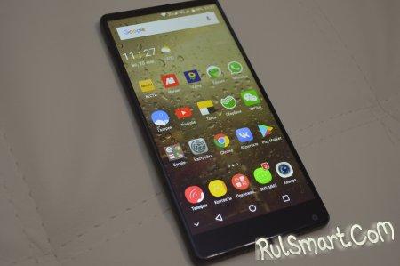 Обзор M-Horse Pure 2 — полноформатный смартфон с минимальными рамками