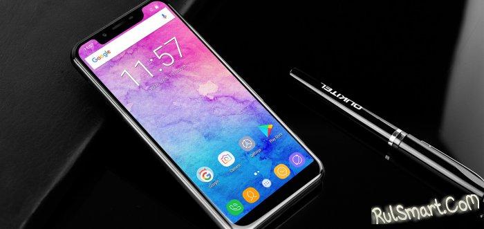 OUKITEL U18 — недорогой клон iPhone X с Face ID и 4 ГБ ОЗУ