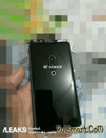 Meizu 15 (Pro и Plus): первые фотографии и новые рендеры смартфонов