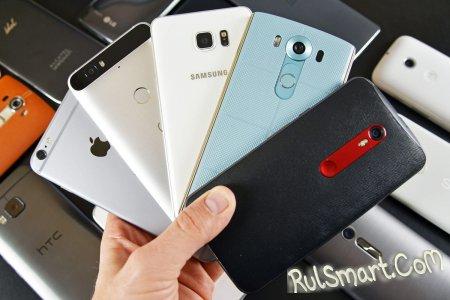 В России будут блокировать «серые» смартфоны (пока только инициатива)