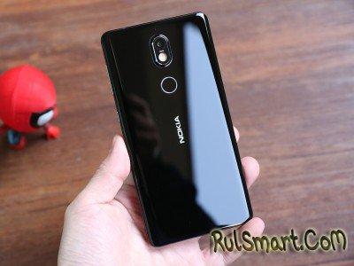 Nokia 7 Plus: первые рендеры безрамочного смартфона