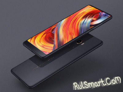 Xiaomi Mi Mix 2S мощнее iPhone X: тест производительности в AnTuTu