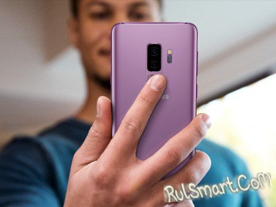 Samsung Galaxy S9: тест производительности и автономности смартфона