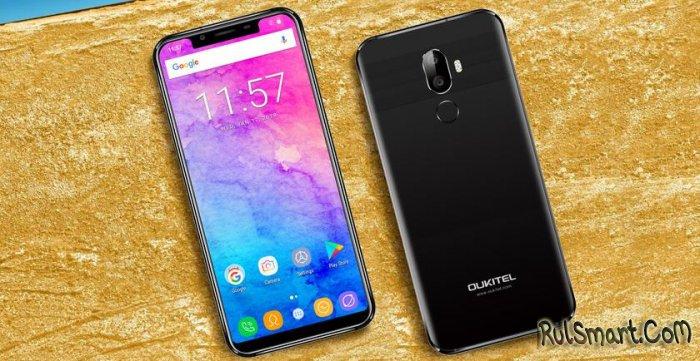 OUKITEL U18: бюджетный Apple iPhone X появился в продаже по цене $159,99
