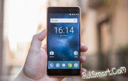 Nokia 5 получает оф. обновление до Android 8.0 Oreo