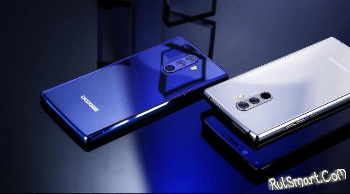 DOOGEE устроила распродажу новых смартфонов (скидка 20%)