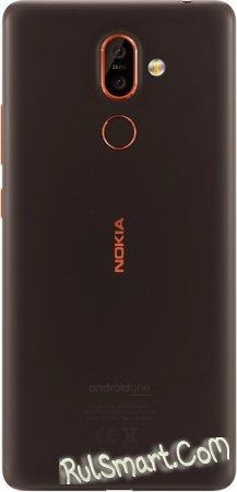 Nokia 7 Plus и Nokia 1 с Android Go покажут на MWC 2018