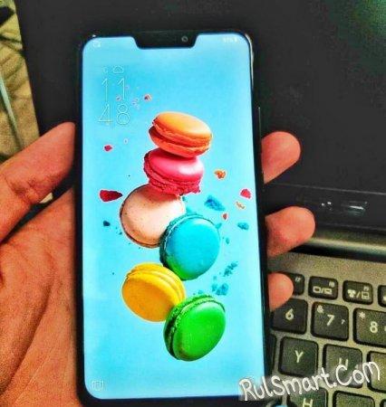 ASUS Zenfone 5 (2018): живое фото практически Apple iPhone X