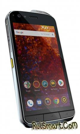 Cat S61: защищенный смартфон с тепловизором и Snapdragon 630