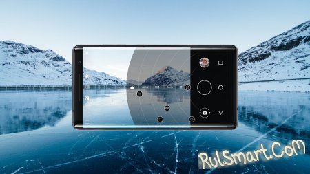 Nokia 8 Sirocco: изогнутый смартфон на Android One