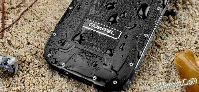 Oukitel WP5000: полный список характеристик защищенного смартфона