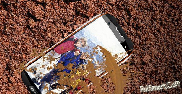 OUKITEL WP5000: новый защищенный смартфон с IP68 и 6 ГБ ОЗУ