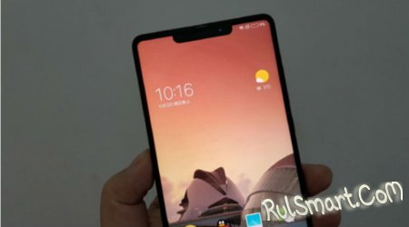 Xiaomi Mi Mix 2S: тизеры, фотографии смартфона и видео