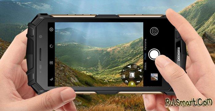 Doogee S60 Lite: доступный защищенный смартфон IP68 с NFC