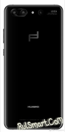 Huawei P20 Porsche Design: топовый флагманский смартфон за $1576