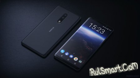 Nokia 9: дизайн в стиле iPhone X и сканер отпечатка в экране