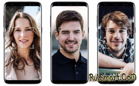 Samsung Galaxy S10 получит функцию распознавания лица