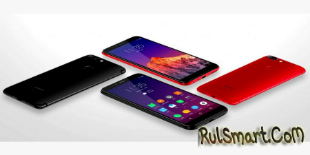 """Lenovo S5: """"убийца"""" Redmi 5 Plus с двойной камерой за $158"""