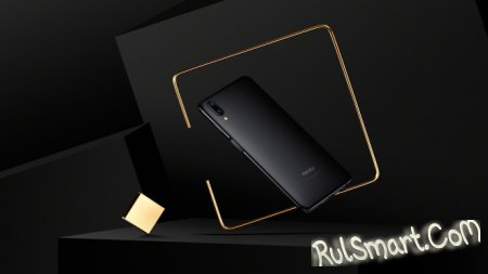 Meizu (mblu) E3: Meilan на Snapdragon 636 и c двойной камерой