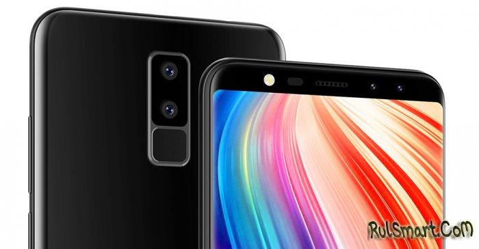 LEAGOO M9: смартфон с 4 камерами и 2 SIM-картами подешевел до $60