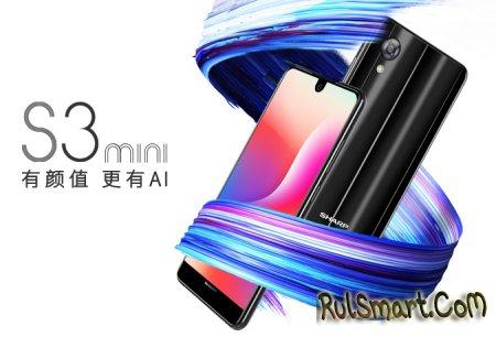 Анонс Sharp Aquos S3 mini: стильный безрамочный смартфон